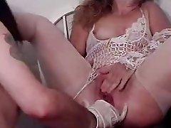 Amateur Mature Masturbation Squirt