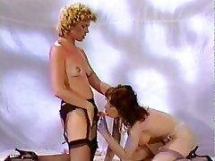Anal Femdom Lesbian Stockings