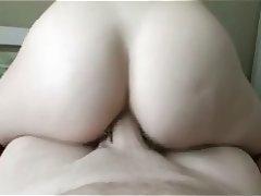 Cumshot Amateur Anal Close Up