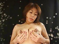 Asian Babe Big Boobs Nipples