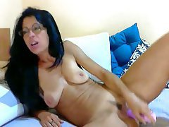 Spanish MILF Mature Brunette