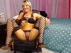 Amateur Lingerie Webcam