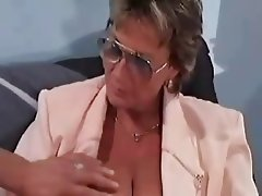 Granny Anal MILF Mature