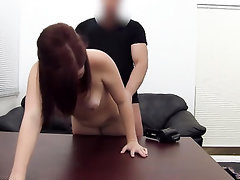 Anal Babe Casting Creampie