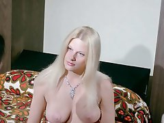 Big Boobs Blonde Mature Hairy