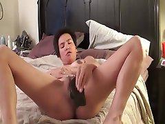 Amateur Asian Masturbation Mature