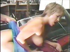 Blonde Handjob Pornstar Vintage
