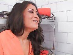 Asian Big Boobs Brunette Lesbian