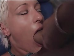 Blonde Blowjob Close Up Hardcore