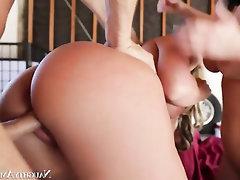 Amateur Asian Big Ass Big Cock Big Tits