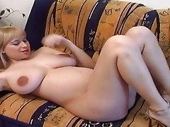 Big Boobs Blonde Masturbation