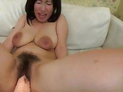 Asian Hairy