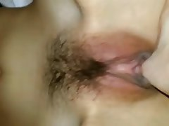Asian Close Up Orgasm Squirt
