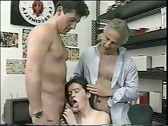 Anal Group Sex Hairy Old and Young