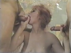 Mature Group Sex Handjob MILF