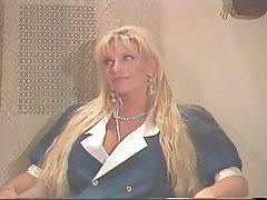 Anal Blonde Brunette Lingerie