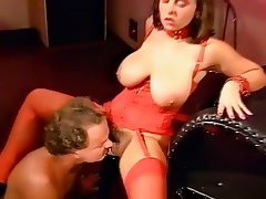 Big Boobs Brunette German Vintage