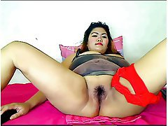 BBW Big Boobs Hairy Thai