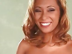 Anal Babe Lingerie Threesome