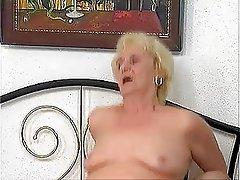 Blowjob Granny Small Tits