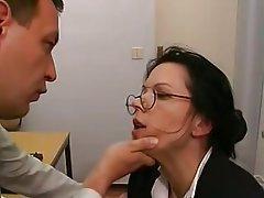 Brunette Group Sex