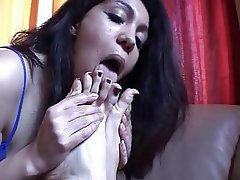 Amateur Foot Fetish French Lesbian