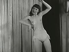 Babe Brunette Softcore Vintage