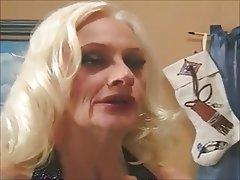 Lesbian MILF Stockings Mature