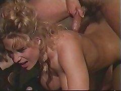 Group Sex Threesome Vintage
