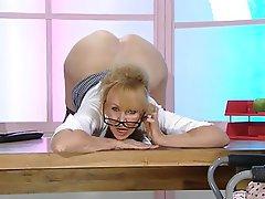 British Mature MILF POV Stockings