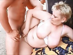 Anal Big Boobs Granny Mature
