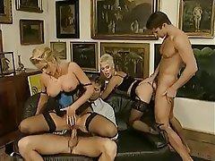 German Group Sex Hairy Stockings