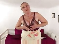 Granny Masturbation Mature Russian