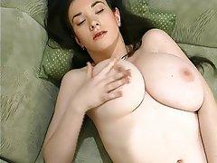 Brunette Massage Masturbation Big Boobs