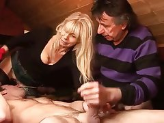 Amateur Bisexual Blonde Mature
