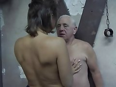 Amateur Blowjob Mature Old and Young
