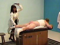 BDSM Femdom Spanking Strapon