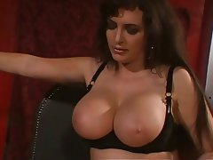 BDSM Big Boobs Brunette Femdom