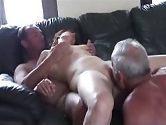 Amateur Cuckold Mature Threesome