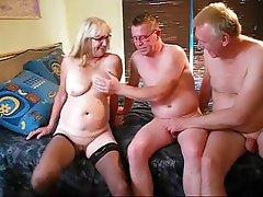 Amateur Bisexual Granny Mature