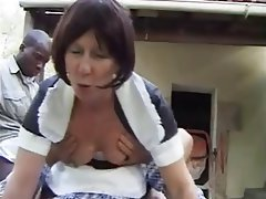 Anal French Granny Mature Outdoor