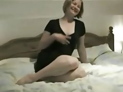 Amateur Blonde Hardcore MILF