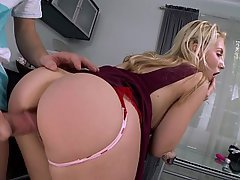 Ass Babe Big Cock Blonde