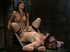 Brunette Fucking Hardcore Mistress