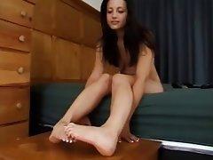 Amateur Blowjob Close Up Foot Fetish