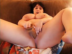 Amateur Big Boobs Masturbation MILF Webcam