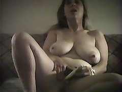Amateur Big Boobs Masturbation MILF