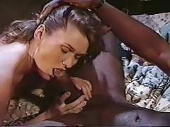 Brunette Cumshot Interracial Vintage