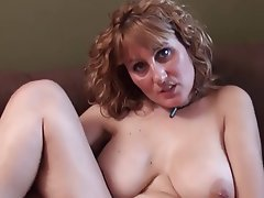 Masturbation MILF Spanish