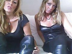 BDSM Blonde Femdom Hardcore
